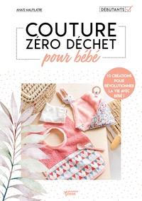 Anaïs Malfilatre - Couture zéro déchet pour bébé.