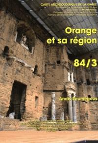 Anaïs Roumégous - Orange et sa région - 84/3.