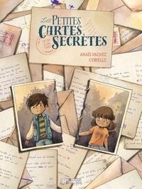 Anaïs Vachez et  Cyrielle - Les petites cartes secrètes.