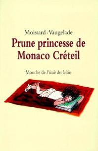 Anaïs Vaugelade et Boris Moissard - Prune princesse de Monaco Créteil.