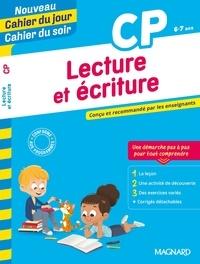 Anaïs Wibault et Nicolas Francescon - Cahier du jour/Cahier du soir Lecture et écriture CP.