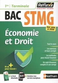 Analie Littière et Géraldine Paret - Economie et droit 1re et Tle Bac STMG - Avec un livret détachable.