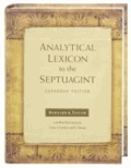 Analytical Lexicon to the Septuagint.