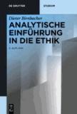 Analytische Einführung in die Ethik.