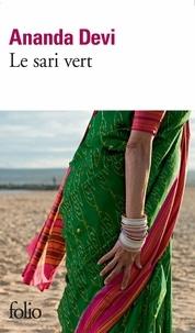 Ananda Devi - Le sari vert.