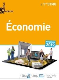 Anas Khaneboubi et Gaëtan Meuret - Economie 1re STMG Enjeux & Repères.