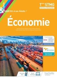 Anas Khaneboubi et Delphine Lahaye - Economie Tle STMG.