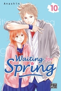 Derniers eBooks Waiting for spring Tome 10