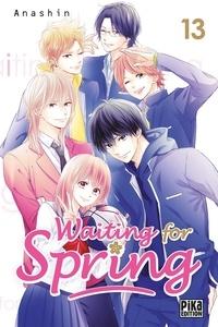 Anashin - Waiting for spring Tome 13 : .
