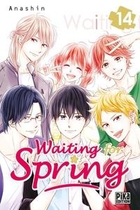Anashin - Waiting for spring Tome 14 : .