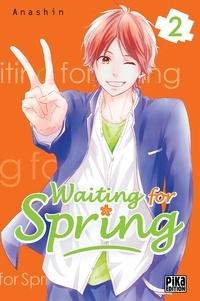 Anashin - Waiting for spring Tome 2 : .