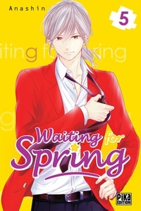 Anashin - Waiting for spring Tome 5 : .