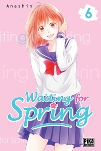Anashin - Waiting for spring Tome 6 : .