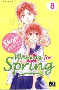 Anashin - Waiting for spring Tome 8 : .