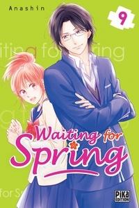 Anashin - Waiting for spring Tome 9 : .
