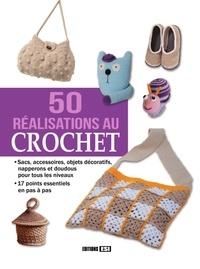Openwetlab.it 50 réalisations au crochet Image
