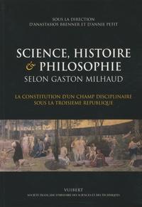 Rhonealpesinfo.fr Science, histoire & philosophie selon Gaston Milhaud - La constitution d'un champ disciplinaire sous la Troisième République Image