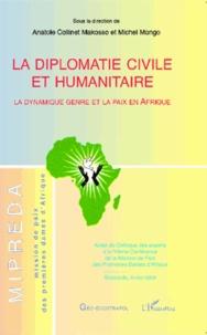 Galabria.be La diplomatie civile et humanitaire - La dynamique Genre et Paix en Afrique Image