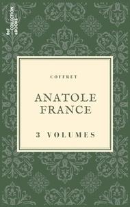 Anatole France - Coffret Anatole France - 3 textes issus des collections de la BnF.
