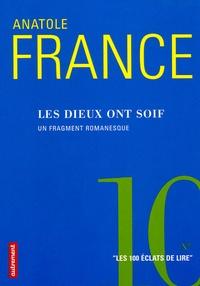 Anatole France - Les dieux ont soif.