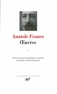 Anatole France - .