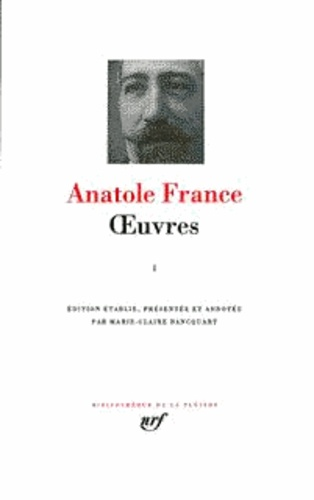 Anatole France - Oeuvres - Tome 4.