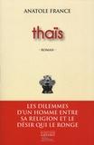 Anatole France - Thaïs.