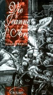 Anatole France - Vie de Jeanne d'Arc.