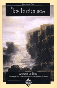 Anatole Le Braz - Iles bretonnes (Belle-Ile - Sein).