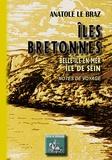 Anatole Le Braz - Iles bretonnes - Belle-ile-en-mer, ile de Sein.