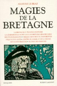 Anatole Le Braz - Magies de la Bretagne - Tome 1.