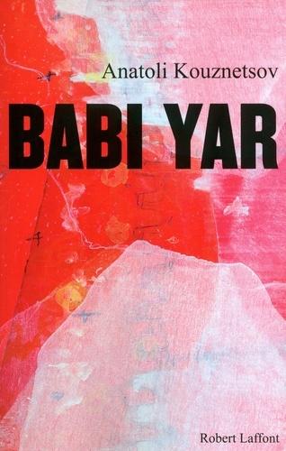 Babi Yar - Format ePub - 9782221127414 - 9,99 €