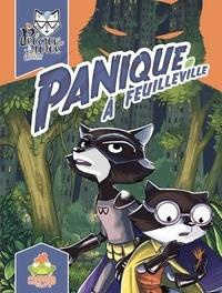 Anbleizdu et Cécile Barnéoud - PANIQUE À FEUILLEVILLE.