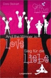 And the Winner is: Love - Sieg für die Liebe - ab 4 Jahren Englisch.