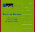Andass - Annuaire Andass des données sociales et de santé 2002 des Conseils généraux - CD-ROM.