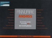 Andass - Annuaire ANDASS des données sociales et de santé 2007 des Conseils généraux.