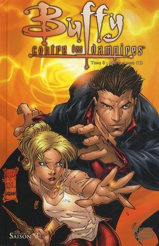 Andi Watson et Doug Petrie - Buffy contre les vampires Saison 3 Tome 8 : Mauvais sang.