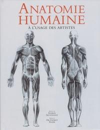 Andràs Szunyoghy - Anatomie humaine - A l'usage des artistes.