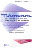 André-A Lafrance - Réseaux - Et programmes de communication interne.
