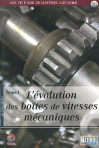André Abadia - L'évolution des boîtes de vitesses mécaniques.