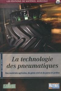 André Abadia - La technologie des pneumatiques.
