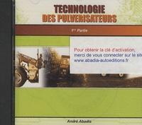 André Abadia - Technologie des pulvérisateurs - CD-ROM.