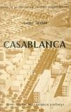 André Adam - Casablanca : essai sur la transformation de la société marocaine au contact de l'Occident (2).