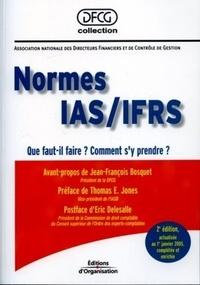 Lemememonde.fr Normes IAS/IFRS - Que faut-il faire ? Comment s'y prendre ? Image