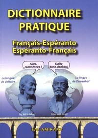 André Andrieu - Dictionnaire pratique français-espéranto et espéranto-français.