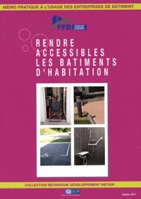 André Augst - Rendre accessibles les bâtiments d'habitation.