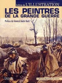 André Bach - Les peintres de la Grande Guerre - Archives de L'Illustration.