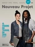 André Barbeau et Anaïs Barbeau-Lavalette - Nouveau Projet 08 - Automne-hiver 2015.