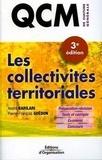 André Barilari et Pierre-François Guédon - Les collectivités territoriales - QCM de Culture Générale.