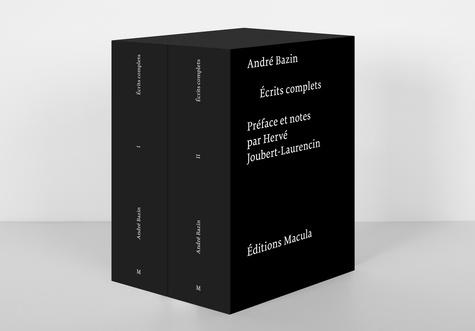 Ecrits complets. Coffret en 2 volumes